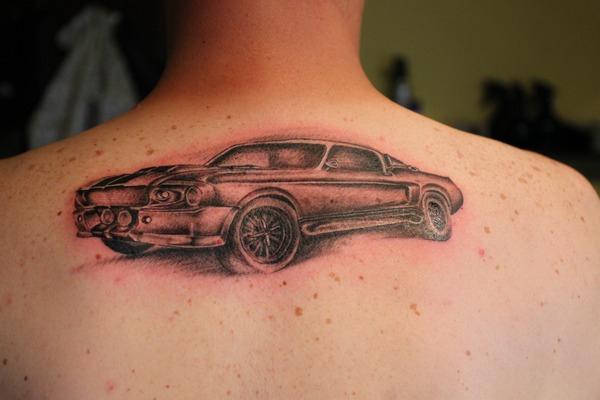 Camaro Tattoo Designs