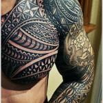 Maori dovme maori tattoo 3
